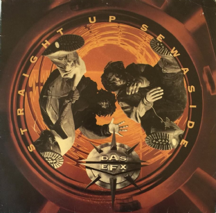 Das EFX - Straight Up Sewaside (LP) (F/G)